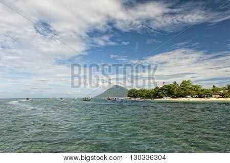 Indonesian Fishermen Village