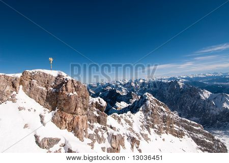 The Zugspitze, Germany