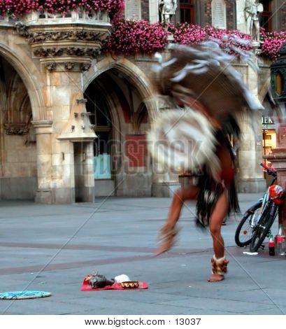 Dançarino mexicano