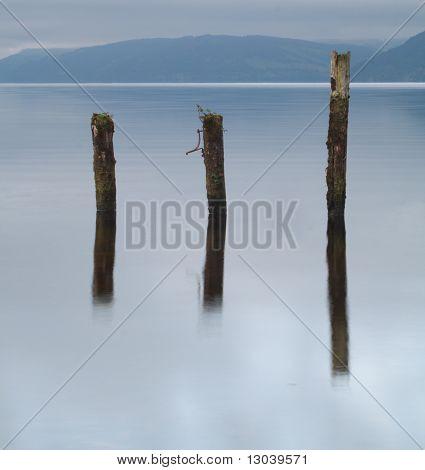 Calm lake