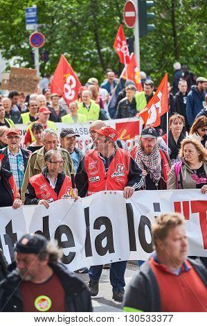 : Retire Labor Reform Placar