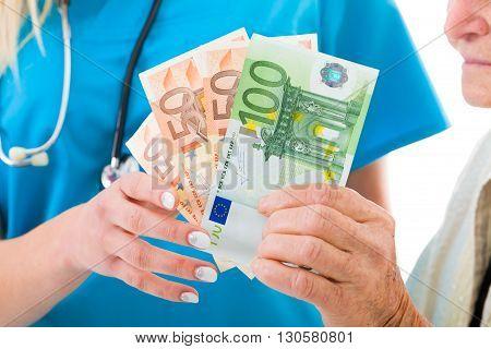 Hospitals Need Money Too