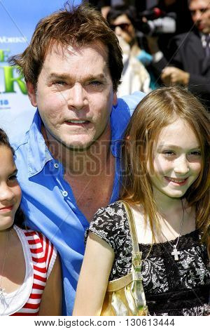 Ray Liotta at the Los Angeles premiere of 'Shrek 3' held at the Mann Village Theater in Westwood, USA on May 6, 2007.
