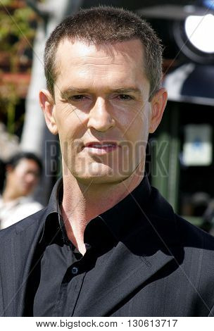 Rupert Everett at the Los Angeles premiere of 'Shrek 3' held at the Mann Village Theater in Westwood, USA on May 6, 2007.