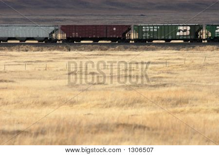 Train In The Distance