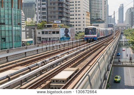 Bts Skytrain Train