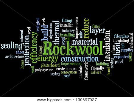 Rockwool, Word Cloud Concept 3