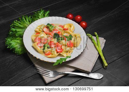 Tortellini  Food Photo