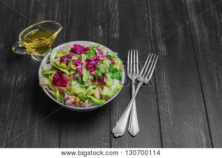 Salad Of Lettuce