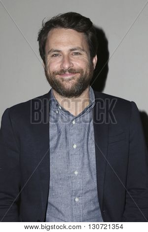 LOS ANGELES - MAY 20:  Charlie Day at the PS Arts - The Party at NeueHouse Hollywood on May 20, 2016 in Los Angeles, CA