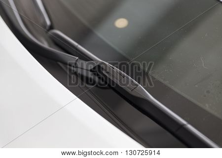 Rubber Wiper Of New Car