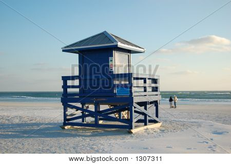 Life Guard Station