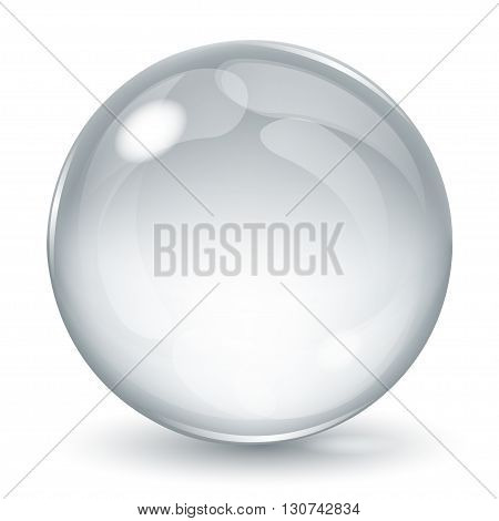 Big Opaque Sphere