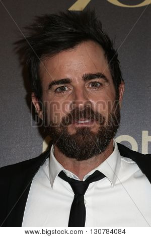 NEW YORK-MAY 21: Justin Theroux attends the 75th Annual Peabody Awards Ceremony at Cipriani Wall Street on May 21, 2016 in New York City.