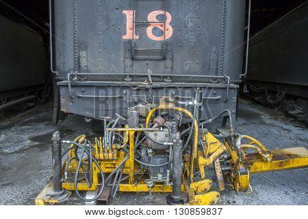 Railroad Repair Equipment
