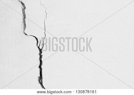 Cracked Wall.