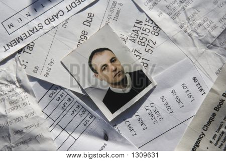 Id Fraud Collage