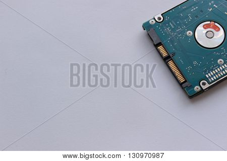Laptop motherboard and GPU with electronic life