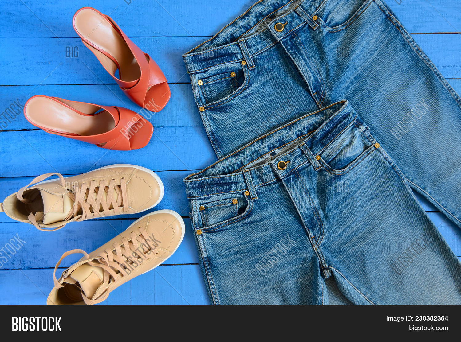 Womens Clothing, Image & Photo (Free Trial) | Bigstock