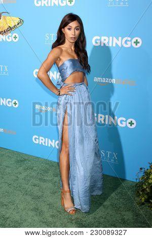 LOS ANGELES - MAR 6:  Eva Gutowski at the
