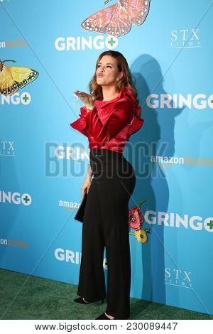LOS ANGELES - MAR 6:  Alicia Machado at the