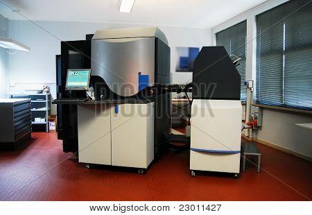 Macchina da stampa digitale stampa