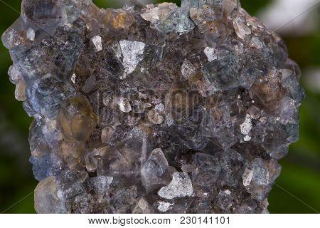Flourite Mineral Stone Rock Geology Gem Stone
