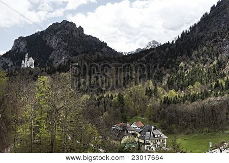 Landscape Of Bavaria