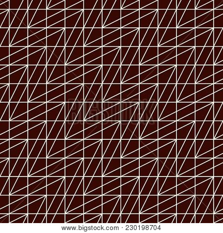 Zig Zag Diagonal Stripes Abstract Background. Seamless Pattern With Geometric Ornament. Reapeted Jag