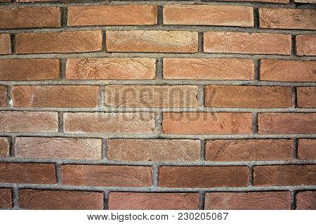 Brick Texture Wall Material  Brown Urban Material