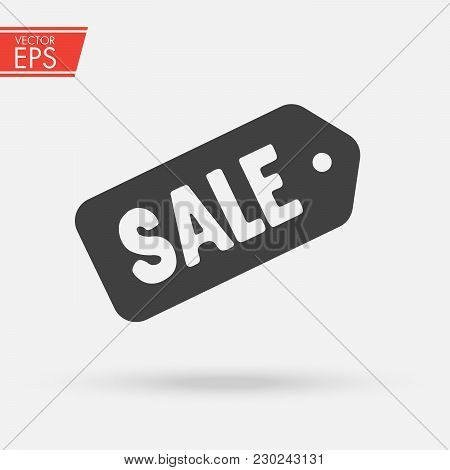 Sale, Price Tag Icon. Discount Sticker. Special And Discount Offer Price Label, Symbol For Advertisi