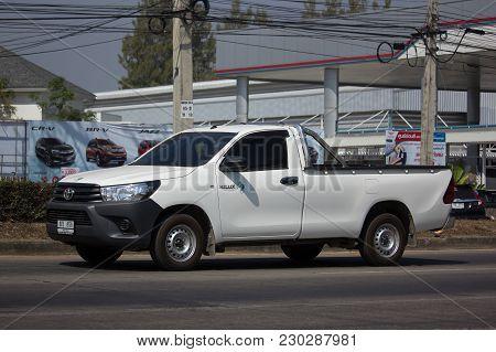 Private Pickup Truck Car Toyota Hilux Revo