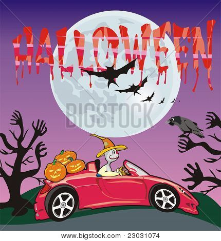 halloween - all soul`s day