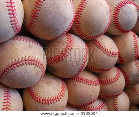Baseball - Stacked
