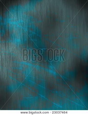Blue Grunge Portrait Background