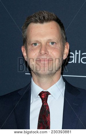 LOS ANGELES - MAR 2:  Julian Slater at the Film Is GREAT Reception Honoring British Oscar Nominees at the British Residence on March 2, 2018 in Los Angeles, CA