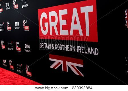 LOS ANGELES - MAR 2:  General Atmosphere at the Film Is GREAT Reception Honoring British Oscar Nominees at the British Residence on March 2, 2018 in Los Angeles, CA