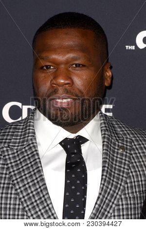 LOS ANGELES - FEB 7:  Curtis Jackson at the