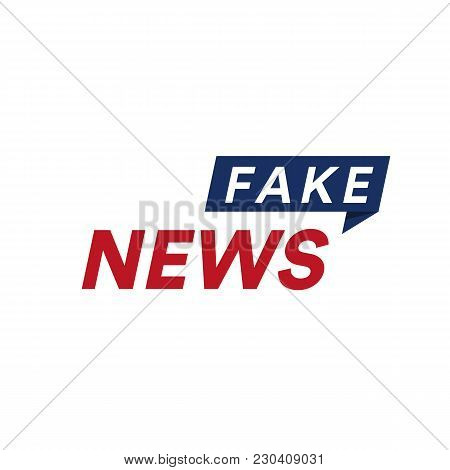 Fake Sport News Heading Text. Breaking News Place Pin. False Broadcast Vector Illustration
