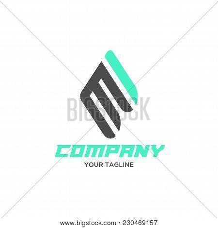 Eb Letter Logo Design Vector Illustration Template, E Letter Logo Vector, Letter E And B Logo Vector