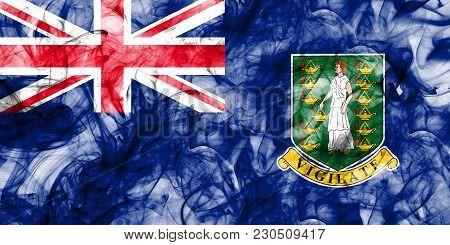 British Virgin Islands Smoke Flag, British Overseas Territories, Britain Dependent Territory Flag