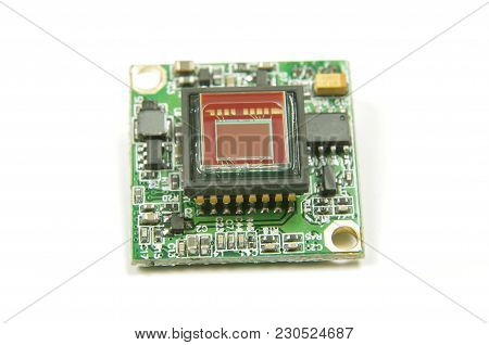 Small Cmos Camera Sensor Inside Analog Drone Fpv Camera