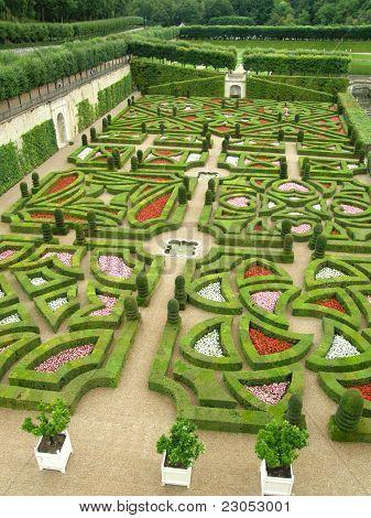 Villandry Garden