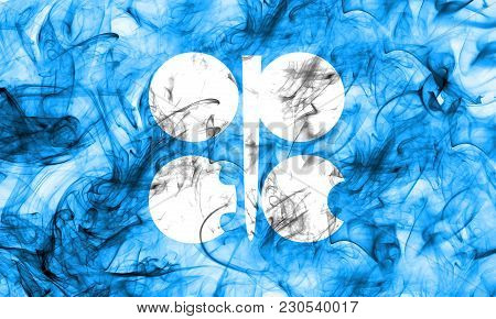 Opec Smoke Flag, Organization Of The Petroleum Exporting Countries