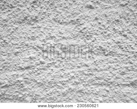 White Texture Or Background. White Wall. Grey Wall.