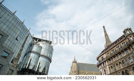 St. Stephen's Cathedral Is The Mother Church Of The Roman Catholic Archdiocese Of Vienna And The Sea
