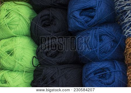 Yarns Are Called Long, Continuous, Twisted Threads Or Fibers Used In The Textile Industry For Weavin