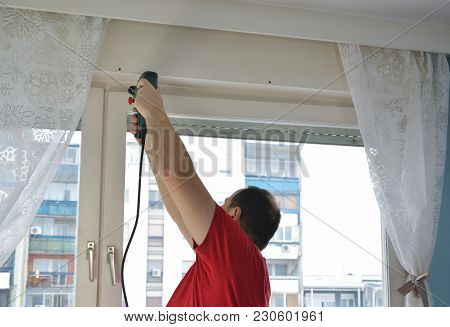 Drilling A Hole In A Window