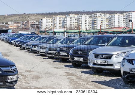 Cheap Cars In The Bulgarian Car Dealerships Bulgaria Varna 11.03.2018