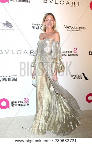 LOS ANGELES - MAR 4:  Helena Bordon at the 2018 Elton John AIDS Foundation Oscar Viewing Party at the West Hollywood Park on March 4, 2018 in West Hollywood, CA